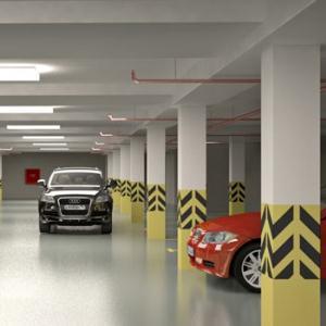 Автостоянки, паркинги Зеленоборского