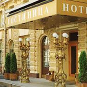 Гостиницы Зеленоборского