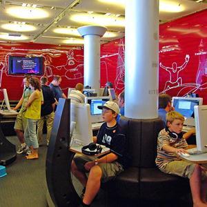 Интернет-кафе Зеленоборского