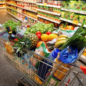 Магазины продуктов Зеленоборского