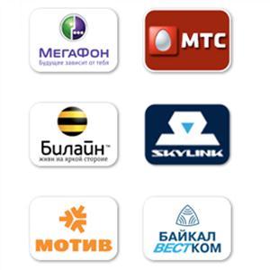 Операторы сотовой связи Зеленоборского