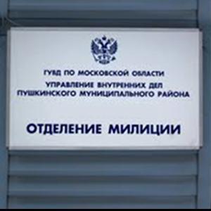 Отделения полиции Зеленоборского