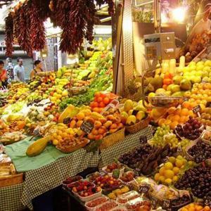 Рынки Зеленоборского