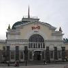 Железнодорожные вокзалы в Зеленоборском