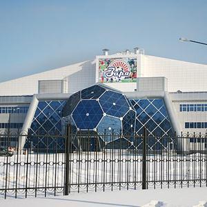 Спортивные комплексы Зеленоборского
