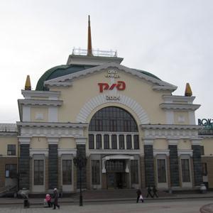 Железнодорожные вокзалы Зеленоборского